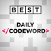 Daily Codeword